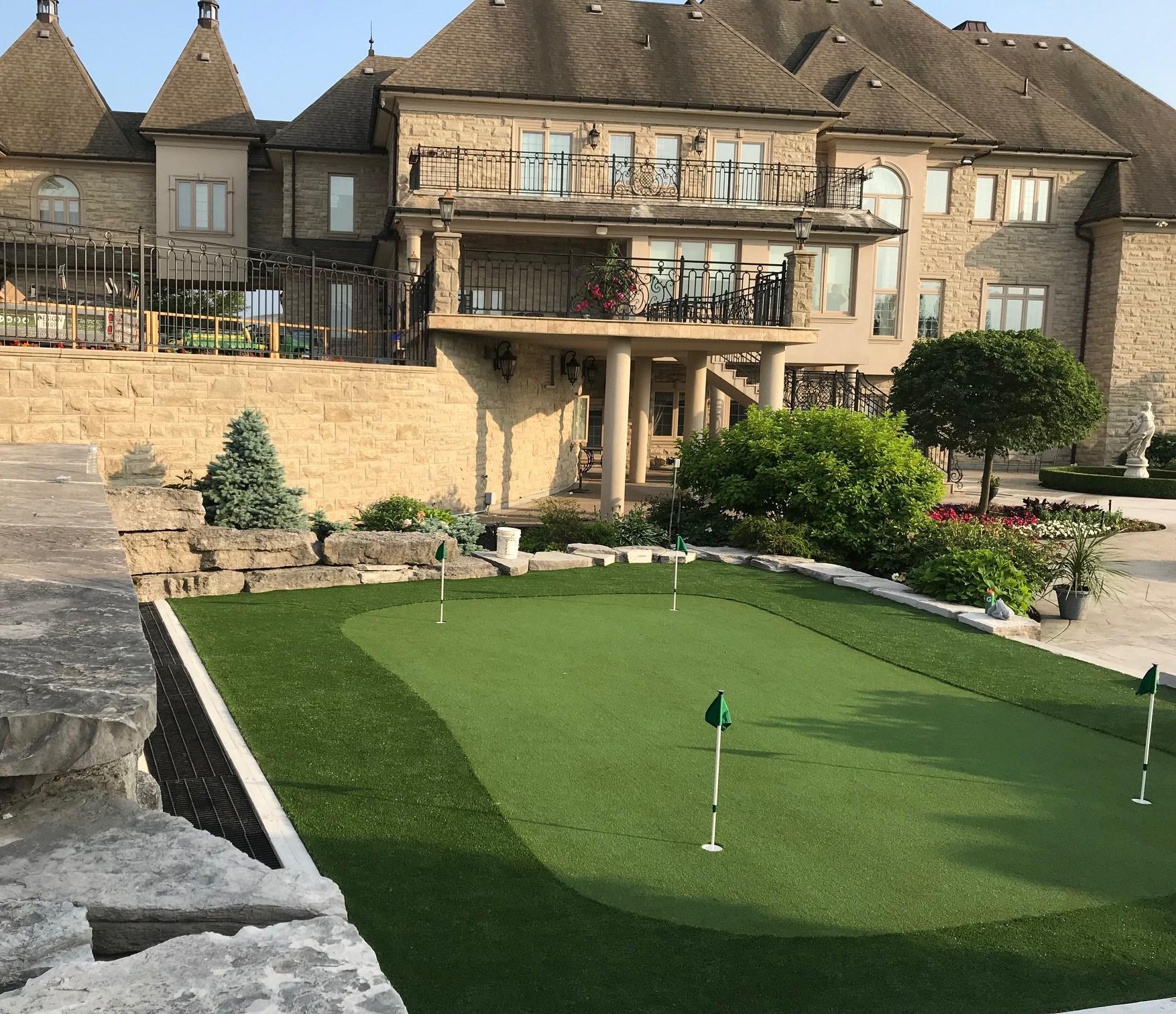 Stouffville Golf Green – July 2019
