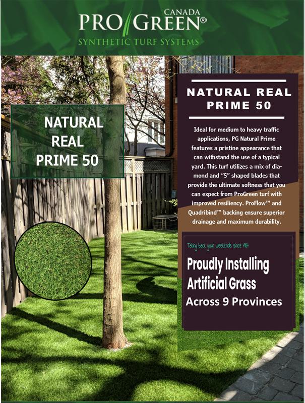 NAtural Real Prime ProGreen