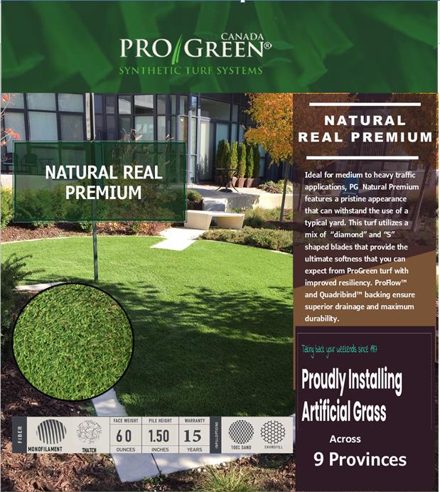 NAtural real Premium ProGreen image for website