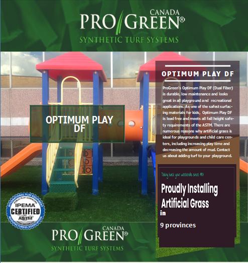 Optimum Play DF ProGreen image 2021